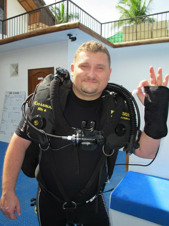 Michael Pettersson SSI Instructor Trainer