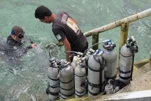 XR Nitrox Technical Diving 40m