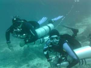 Extended Range 45m Technical Diving
