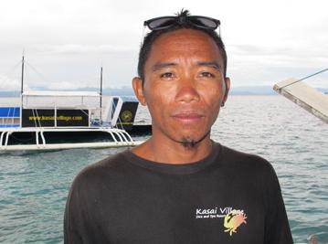 Jimmy Aquino Boat Crew