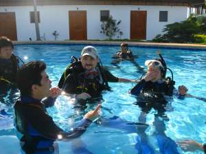 Try Scuba - Try Scuba diving in Moalboal, Cebu, Philippines