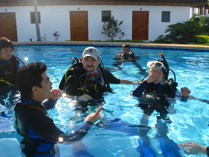 Technical Diving Internship Philippines