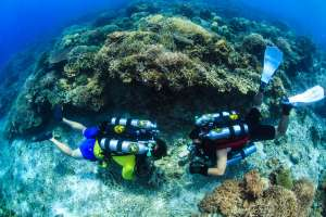 Poseidon Rebreather Instructor Training