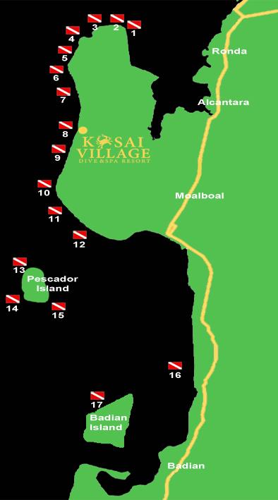 Scuba Dive Course Moalboal