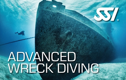 Advanced Wreck Diving Course at Kasai Village Dive Academy