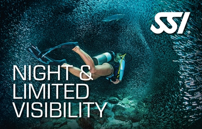 Night & Limited Visibility Course at Kasai Village Dive Centre