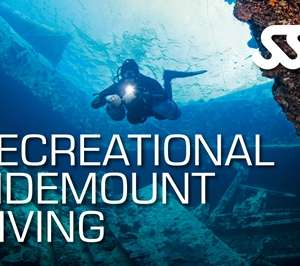 Recreational Sidemount Diving Course at Kasai Village Dive Academy