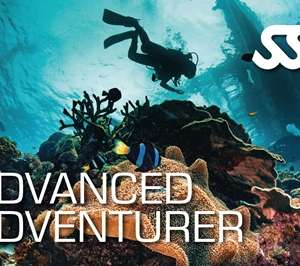 Advanced Adventurer course at Kasai Village Dive Centre